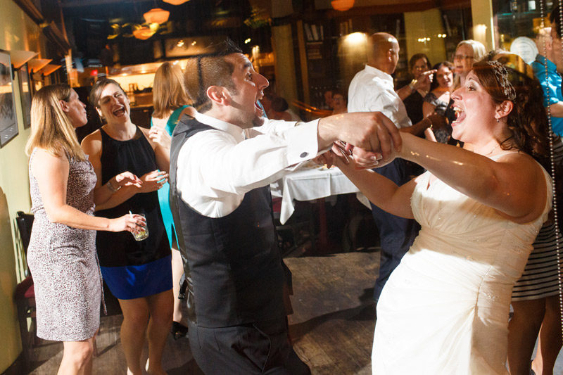 Ottawa Bride and Groom Dancing