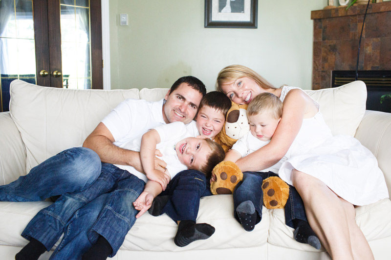 Ottawa Lifestyle Family Photograph