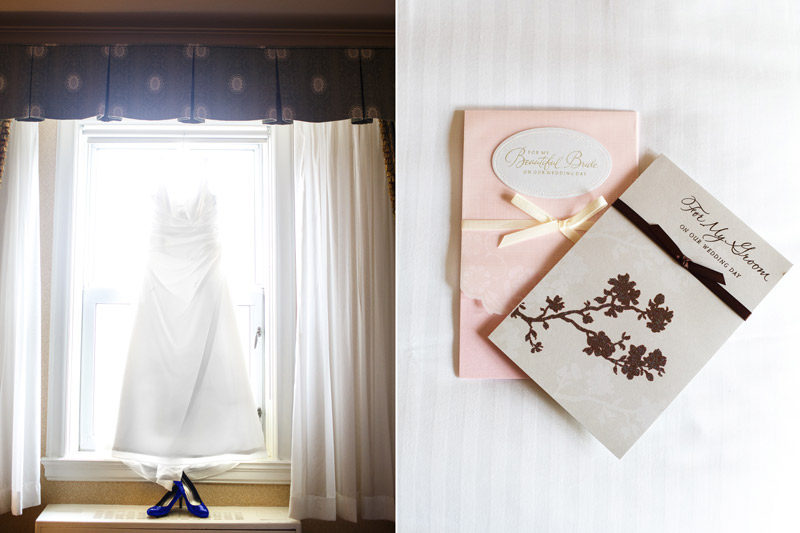 Ottawa Bridal Gown and Cards