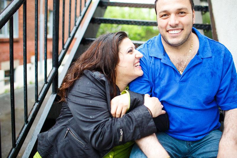 Ottawa Engagement Portrait