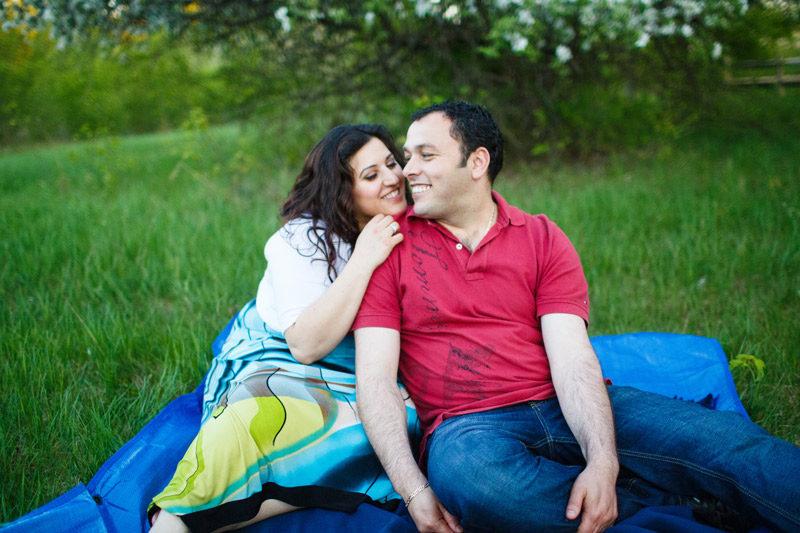 Ottawa Outdoor Engagement Photography