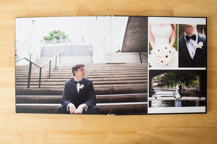 Ottawa Wedding Albums - Boyo Photography