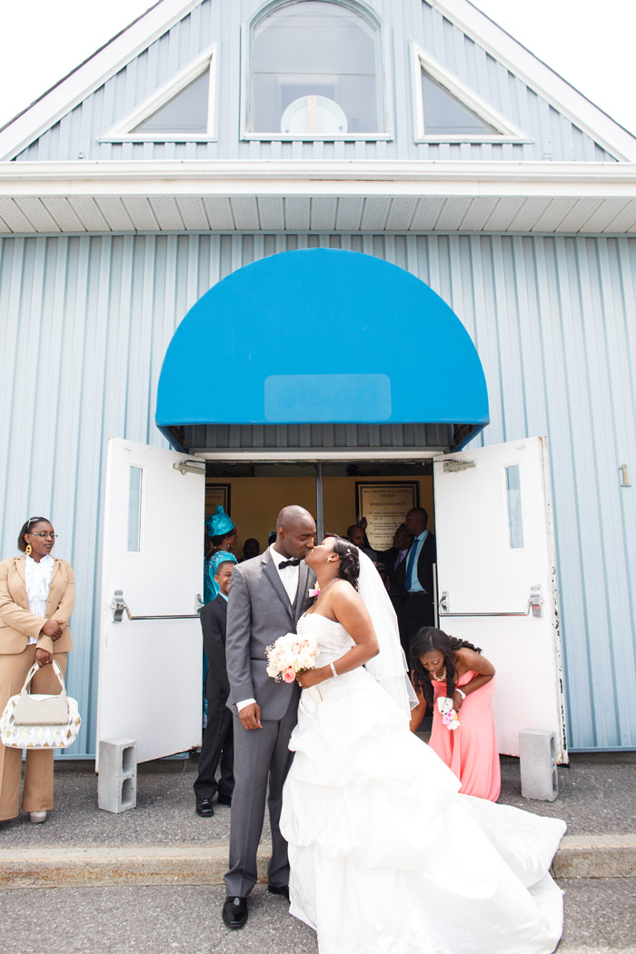 Ottawa-African-Wedding-Photographer-Kiss