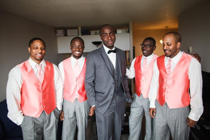 Ottawa-African-Wedding-Photographer-Preparations-Groomsmen