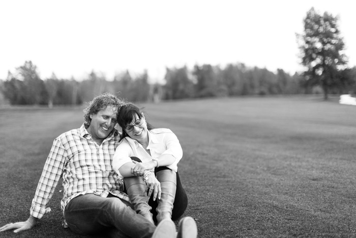 Smiths Falls Golf Course Engagement Session