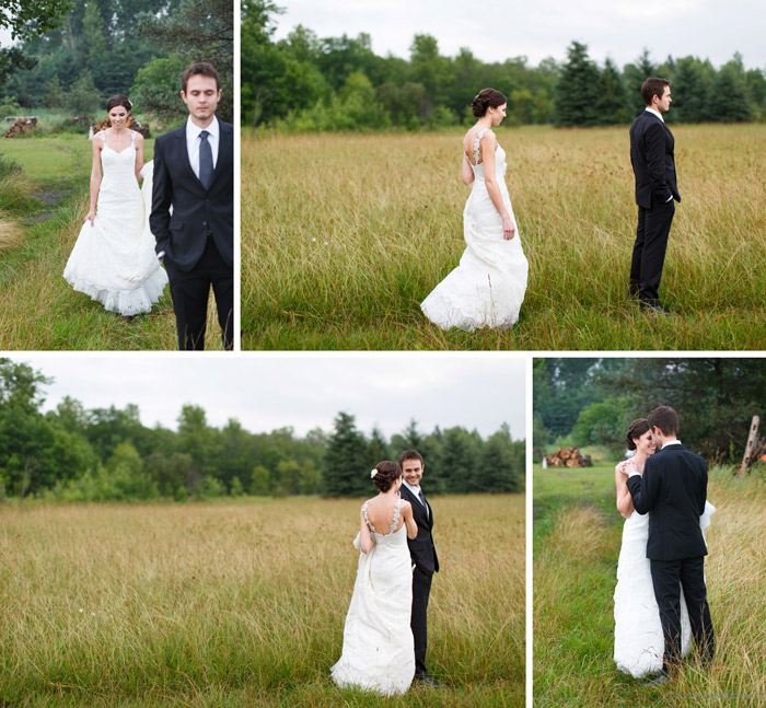 bride-groom-first-look-field-ottawaw-boyophotography