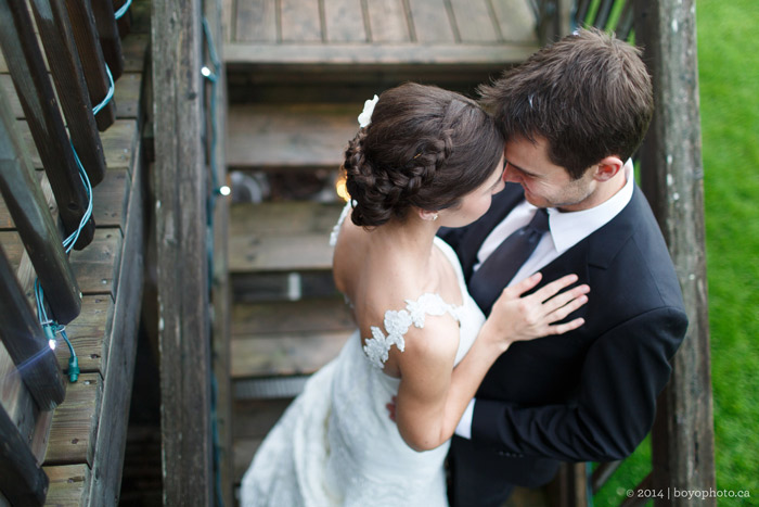 intimate-bride-and-groom-wedding-herb-garden-ottawa-ontario