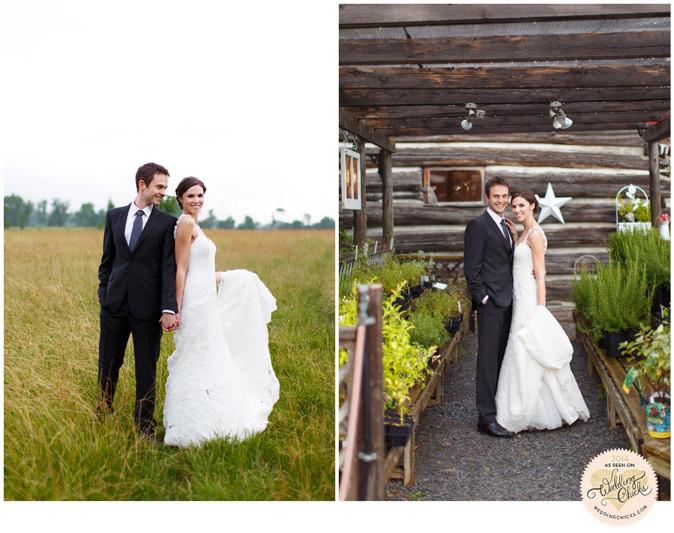 the Herb Garden Wedding Photos