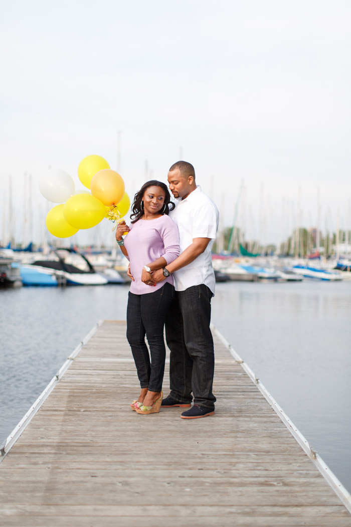 nautical themed engagement session nepean sailing club ottawa