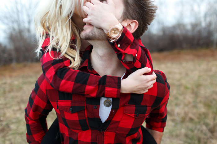 hipster engagement session by boyo photography