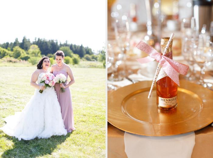 bride and bridesmaid ideas by boyo photography ottawa photograph