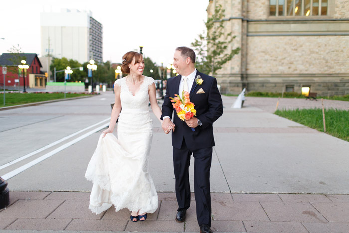 canadian museum of nature wedding venue photo