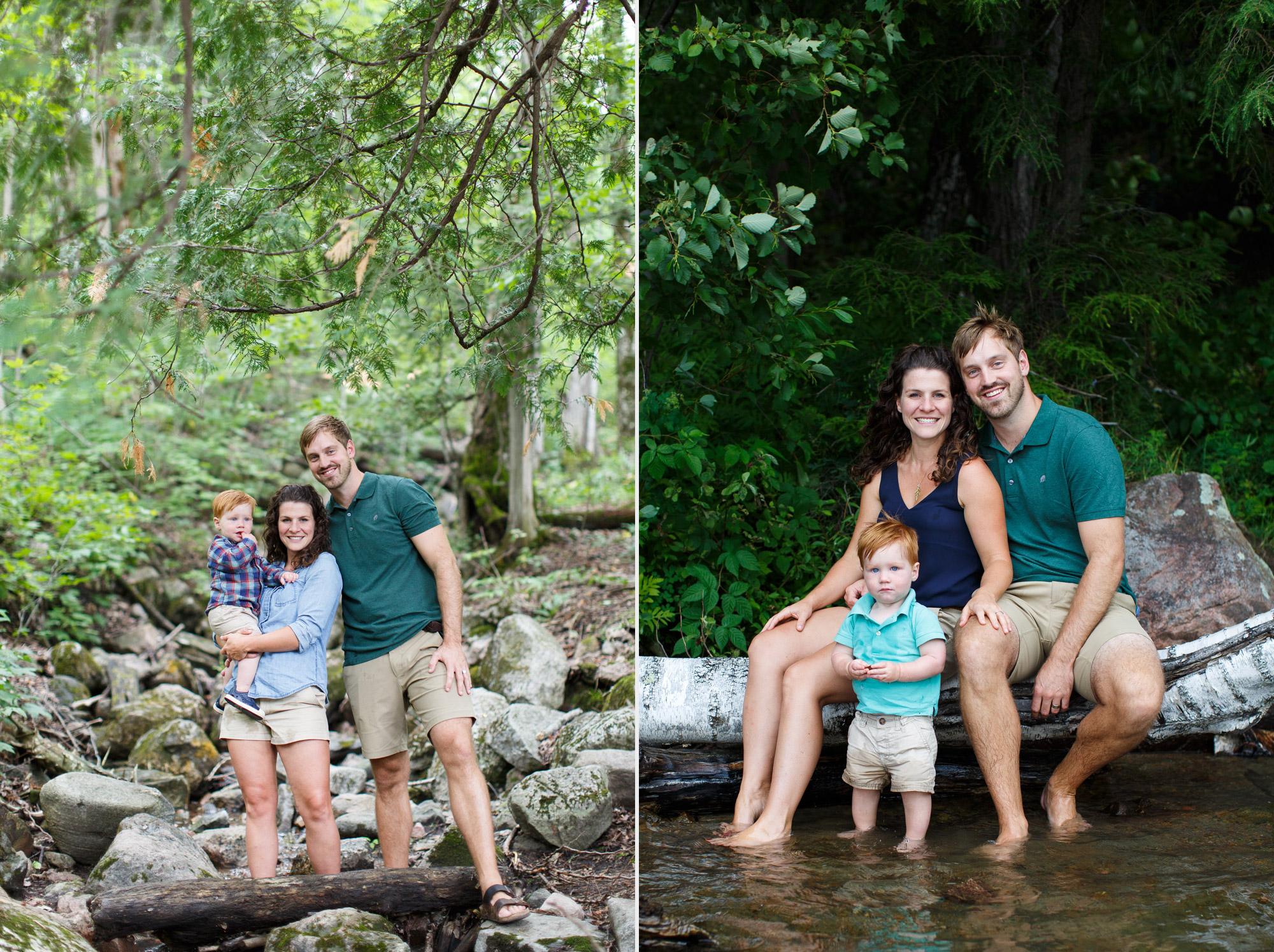 happy family portraits gatineau