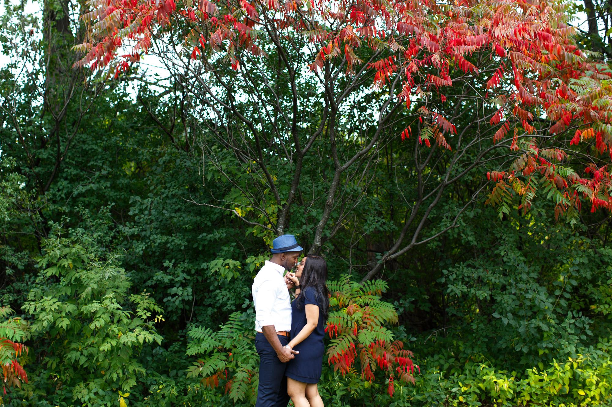 outdoor engagement photographer ottawa